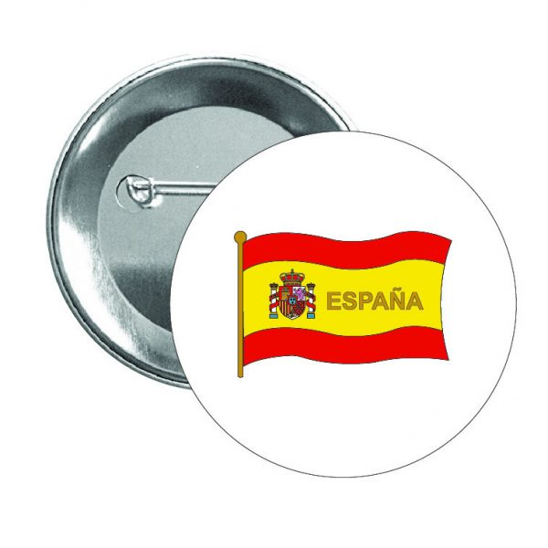 718 chapa bandera espaNa