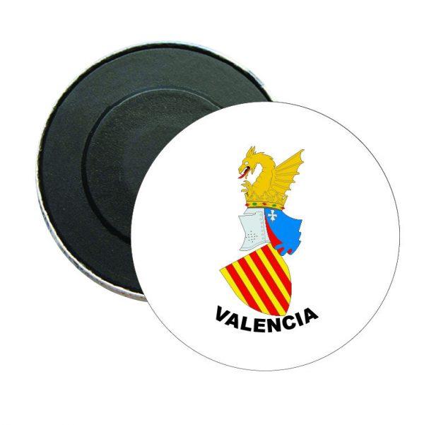 iman redondo escudo heraldico valencia