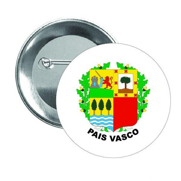 CHAPAS PAIS VASCO
