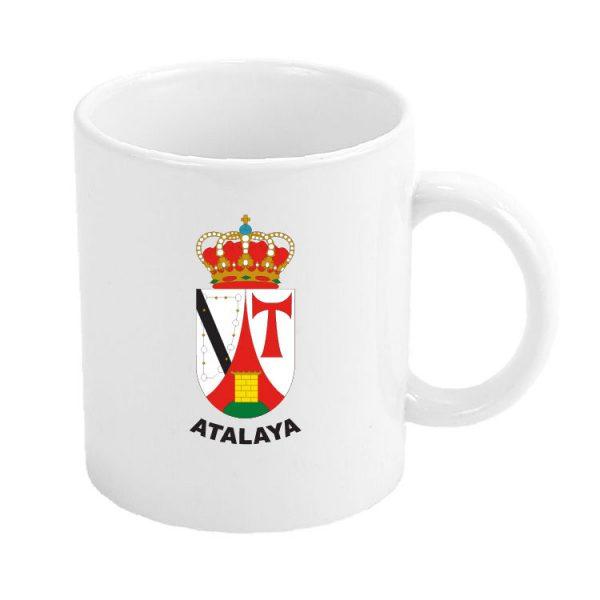 758 taza escudo heraldico atalaya