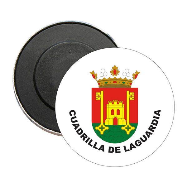 iman redondo escudo heraldico cuadrilla de laguardia