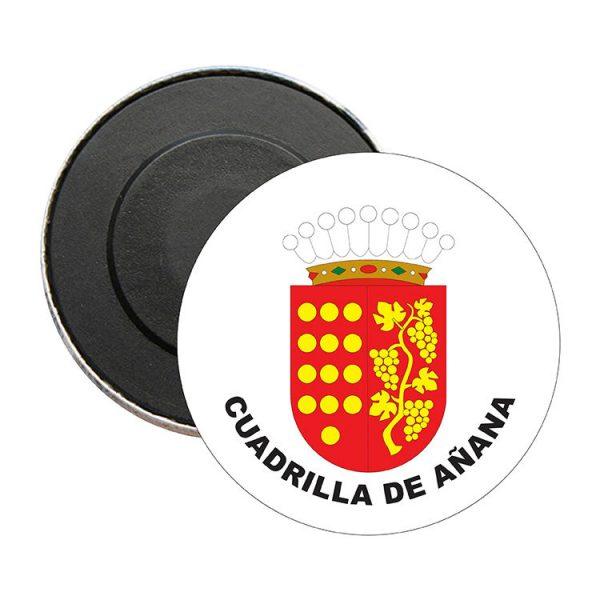 iman redondo escudo heraldico cuadrilla de anana