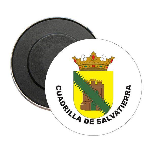 iman redondo escudo heraldico cuadrilla de salvatierra