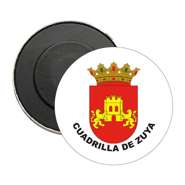 iman redondo escudo heraldico cuadrilla de zuya