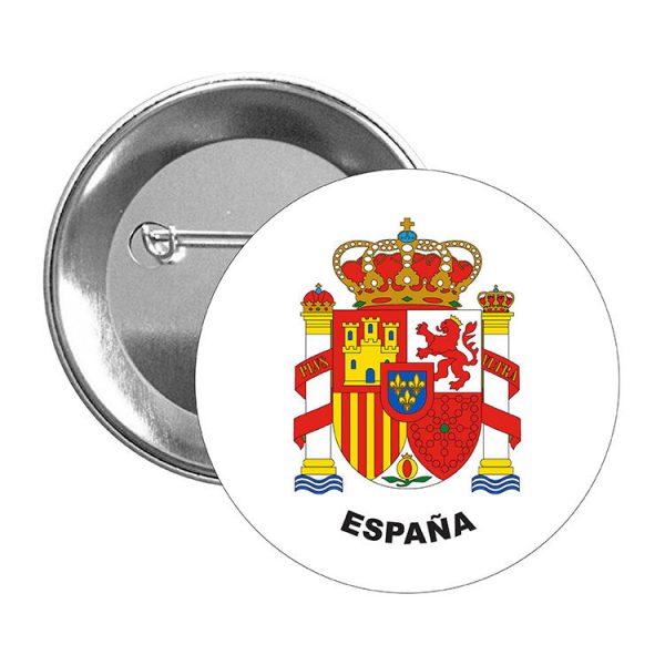802 chapa escudo heraldico espaNa