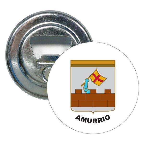 abridor redondo escudo heraldico amurrio