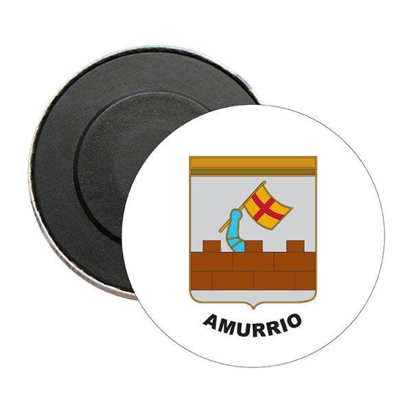iman redondo escudo heraldico amurrio