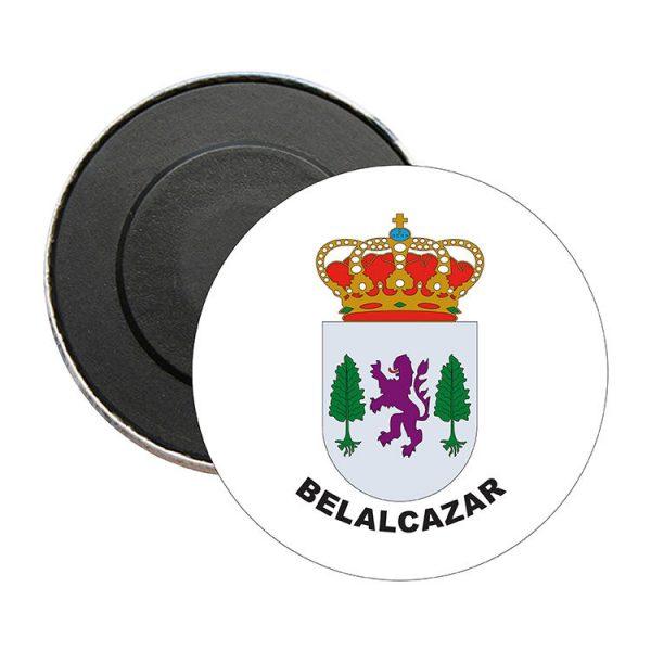 iman redondo escudo heraldico belalcazar