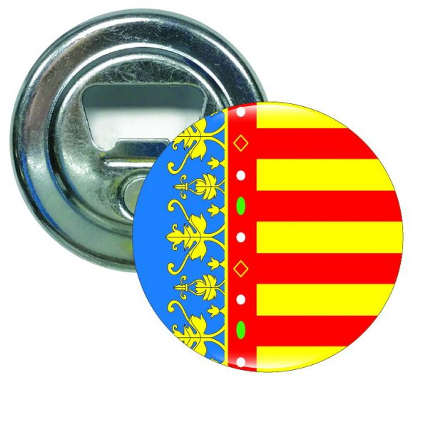 abridor redondo bandera c valenciana
