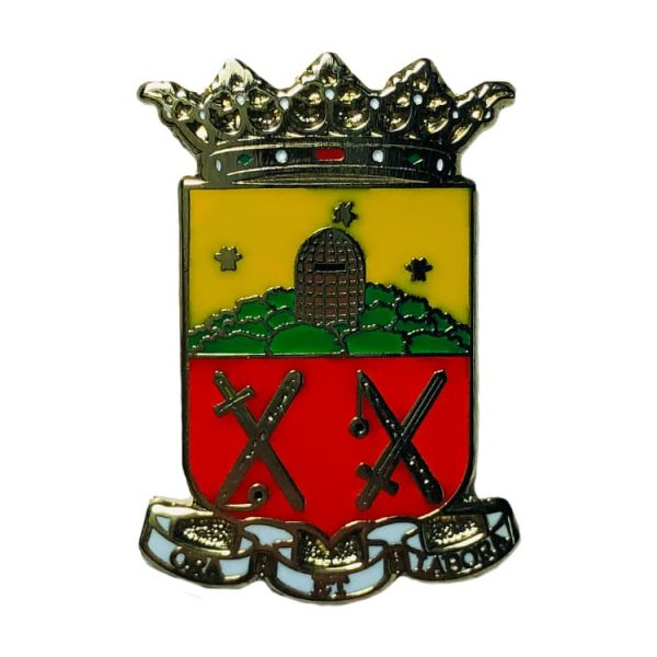 pin escudo heraldico arucas las palmas