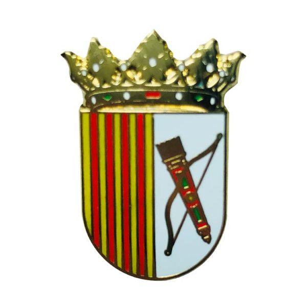 pin escudo heraldico carcaixent valencia