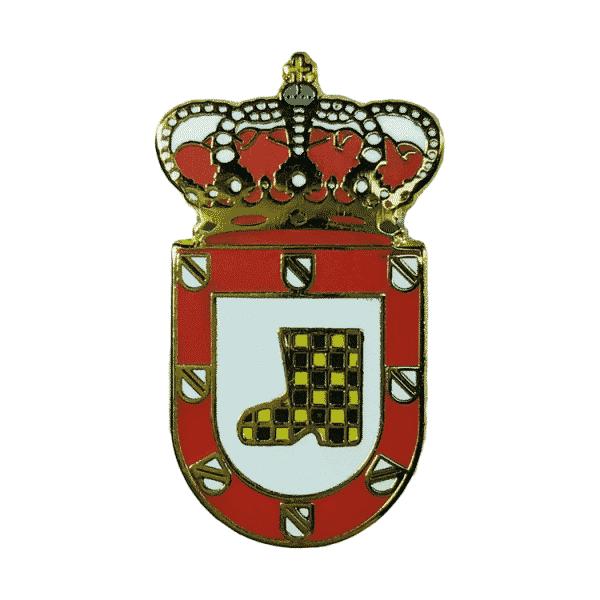 pin escudo heraldico el provencio cuenca