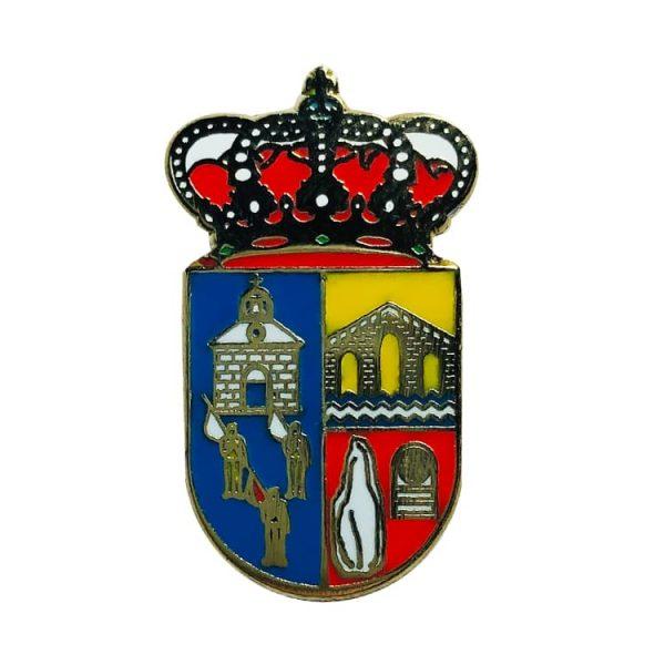 pin escudo heraldico fariza zamora