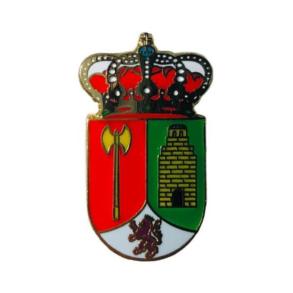 pin escudo heraldico gusendos de los oteros leon