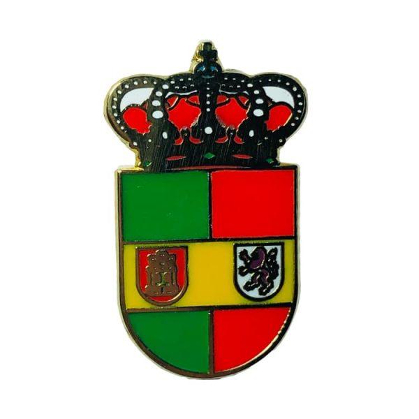 pin escudo heraldico henche guadalajara