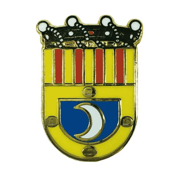pin escudo heraldico jacarilla alicante
