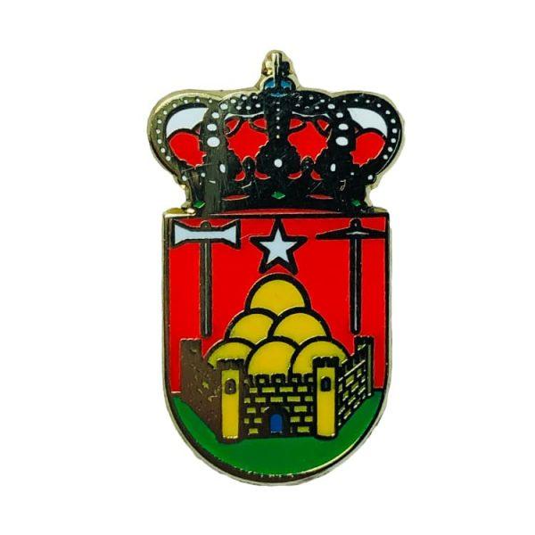 pin escudo heraldico la colilla avila