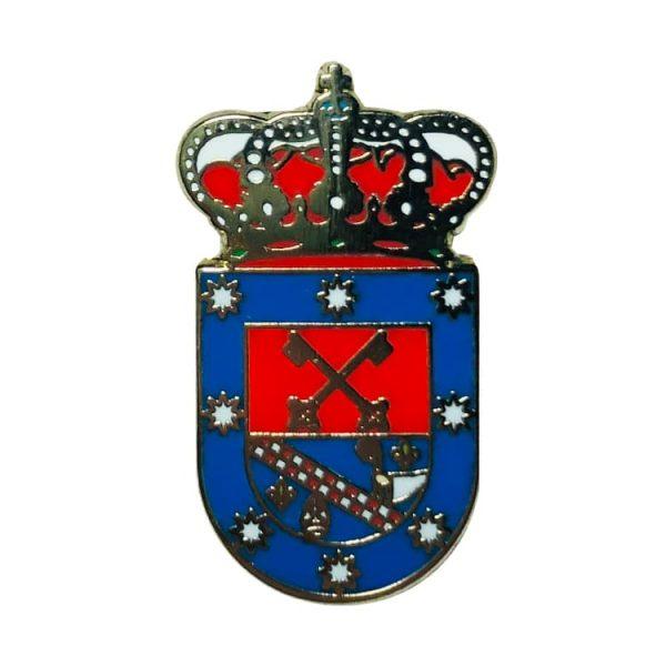 pin escudo heraldico la hija de dios avila