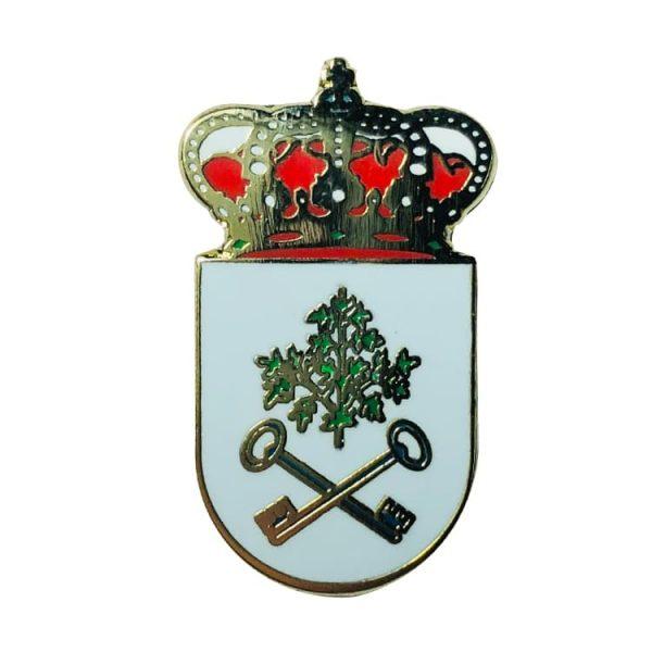 pin escudo heraldico la mata toledo