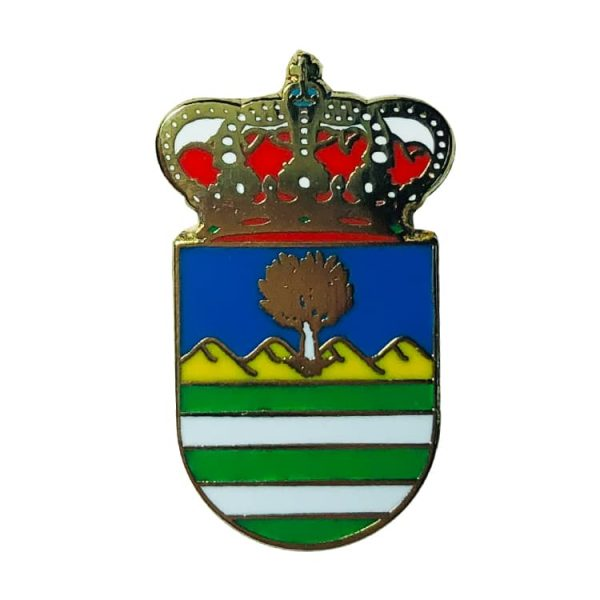 pin escudo heraldico lijar almeria