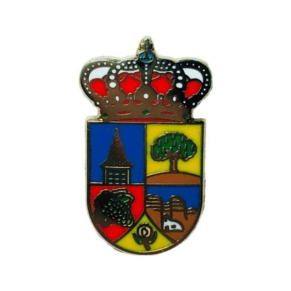 pin escudo heraldico marchal granada