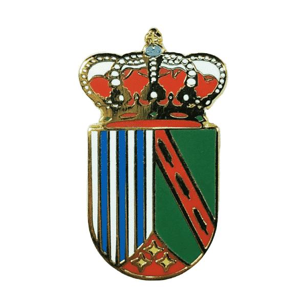 pin escudo heraldico valle de zalabi granada