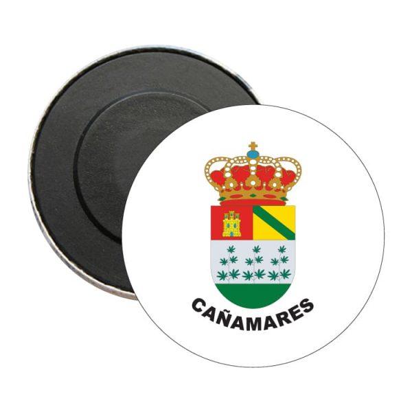 iman redondo escudo heraldico canamares