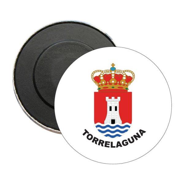 iman redondo escudo heraldico torrelaguna