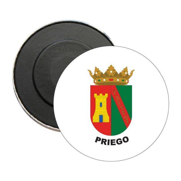 iman redondo escudo heraldico priego