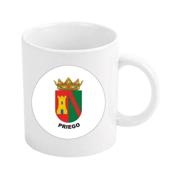taza escudo heraldico priego