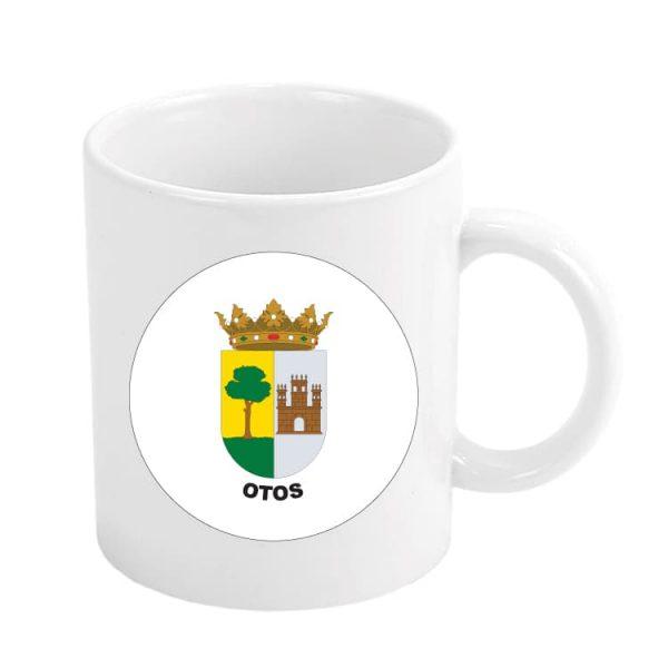taza escudo heraldico otos