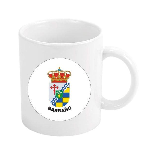 1020 taza escudo heraldico barbaNo