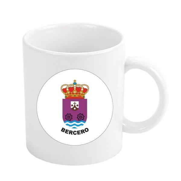 taza escudo heraldico bercero