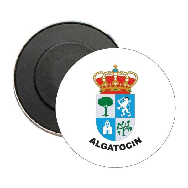 iman redondo escudo heraldico algatocin
