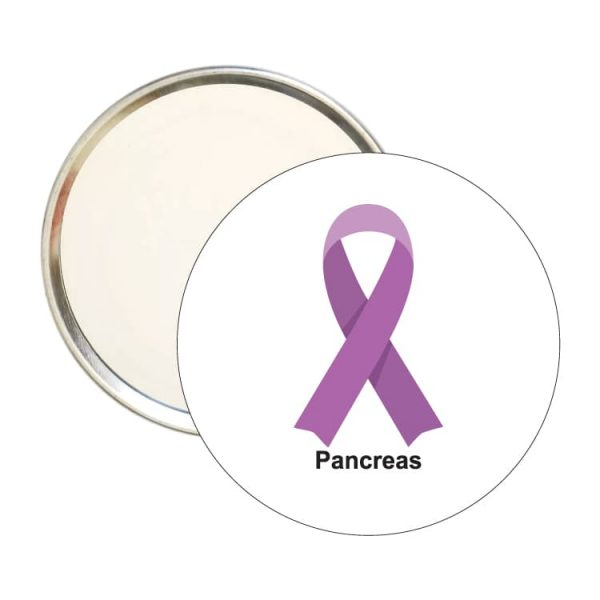 espejo redondo lazo purpura pancreas
