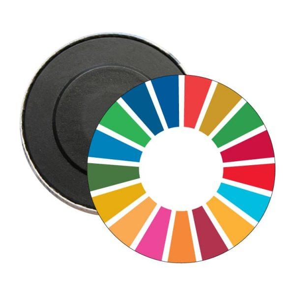 iman redondo ods desarrollo sostenible ods logo