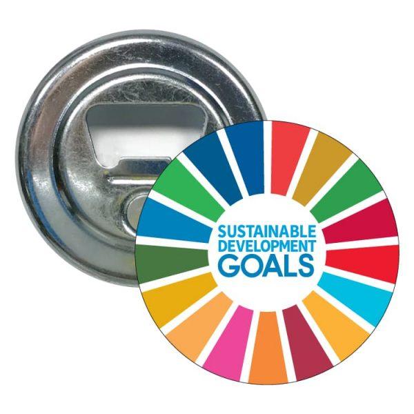abridor redondo ods desarrollo sostenible sustainable development goals
