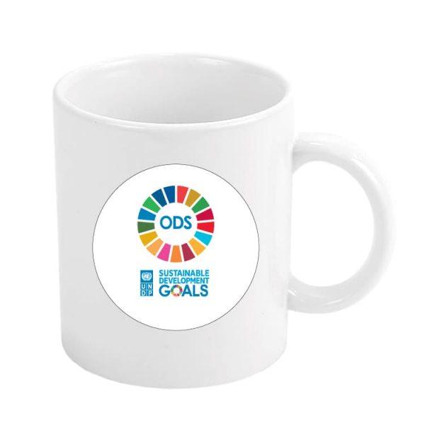 taza desarrollo sostenible ods sustainable development goals