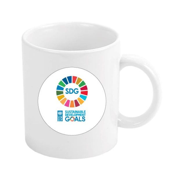 taza ods desarrollo sostenible sdg sustainable development goals