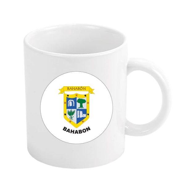 taza escudo heraldico bahabon