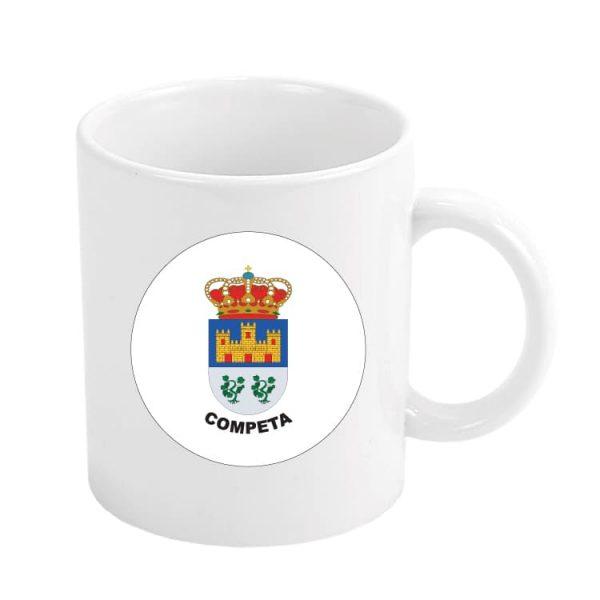 taza escudo heraldico competa
