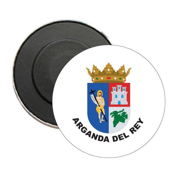iman redondo escudo heraldico arganda del rey
