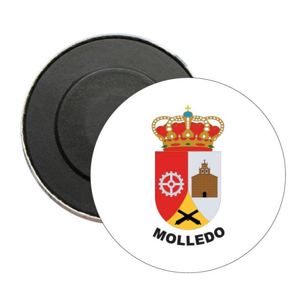 iman redondo escudo heraldico molledo