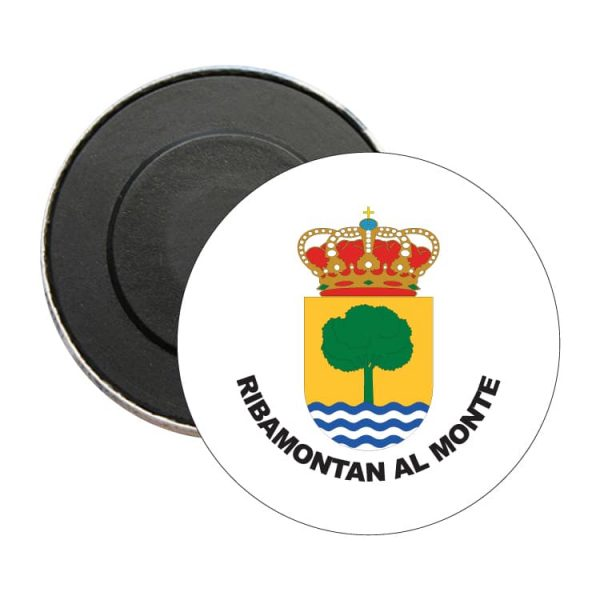 iman redondo escudo heraldico ribamontan al monte