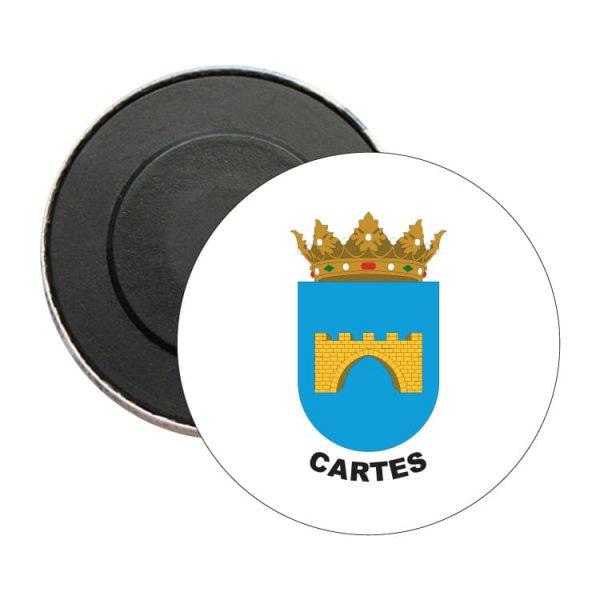 iman redondo escudo heraldico cartes