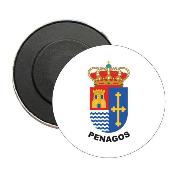 iman redondo escudo heraldico penagos