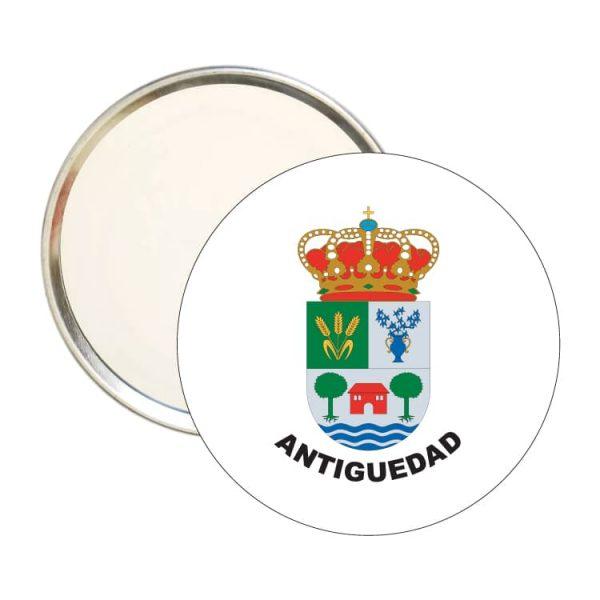 espejo redondo escudo heraldico antiguedad escudo heraldico antiguedad