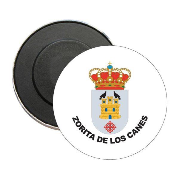 iman redondo escudo heraldico zorita de los canes