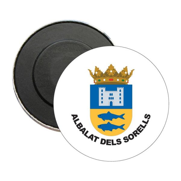 iman redondo escudo heraldico albalat dels sorells