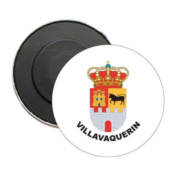 iman redondo escudo heraldico villavaquerin